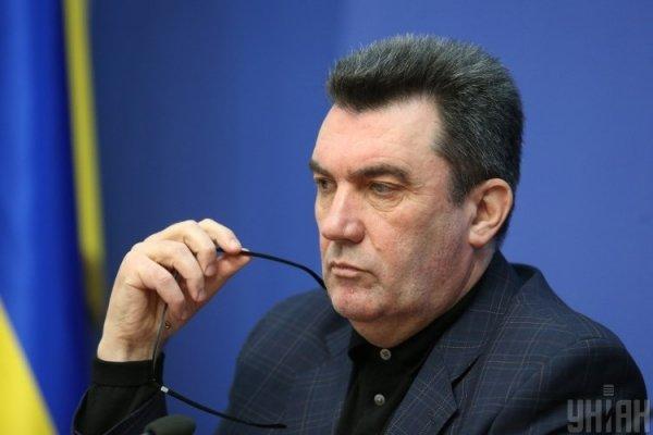 Алексей Данилов – В СНБО рассказали, на каких условиях планируют закончить войну на Донбассе – Новости Украины