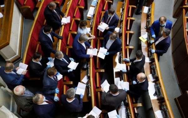 Нардепы поддержали закон Зеленского об «инвестиционных нянях»