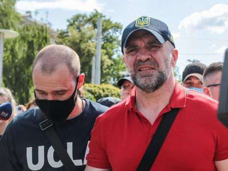Офис генпрокурора направил в суд обвинительный акт в отношении Мангера