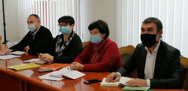 Новоспечених міських голів сьогодні навчали у Рівненській ОДА (ФОТО)