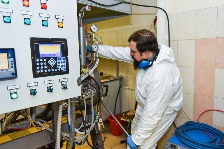 Эффективный способ недорогого производства материалов для систем охлаждения