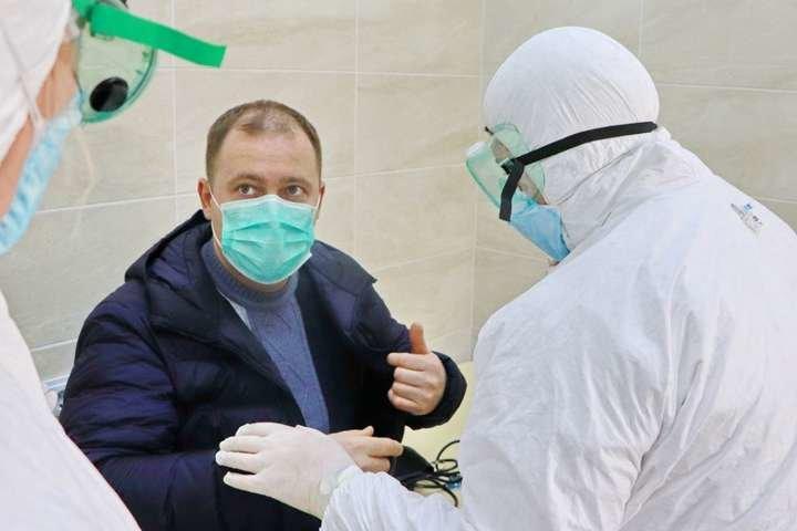 Більше 100 людей одужали від коронавірусу на Чернігівщині, але більше 150 захворіло