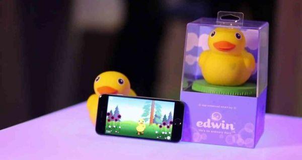 Edwin the Duck: умная игрушка для детей