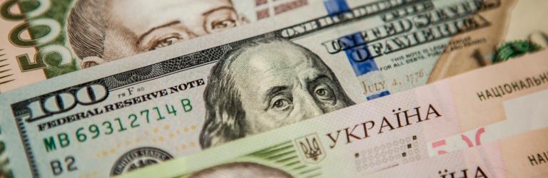 Банки установили новый курс валют в Кривом Роге на 27 ноября
