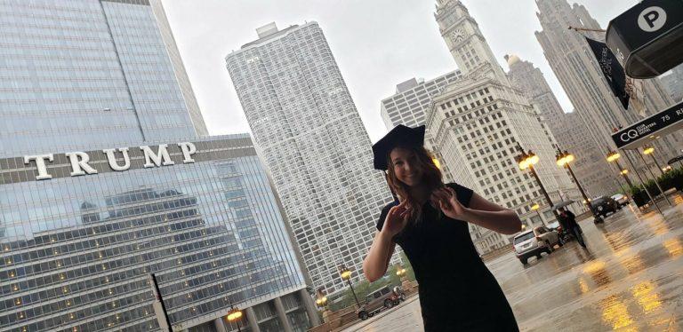 """""""Україна – це люди, які зберігають культуру і традиції"""": львів'янка розповіла про життя та навчання у США"""
