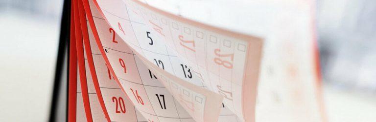 На які дати переноситимуть святкові робочі дні у 2021 році