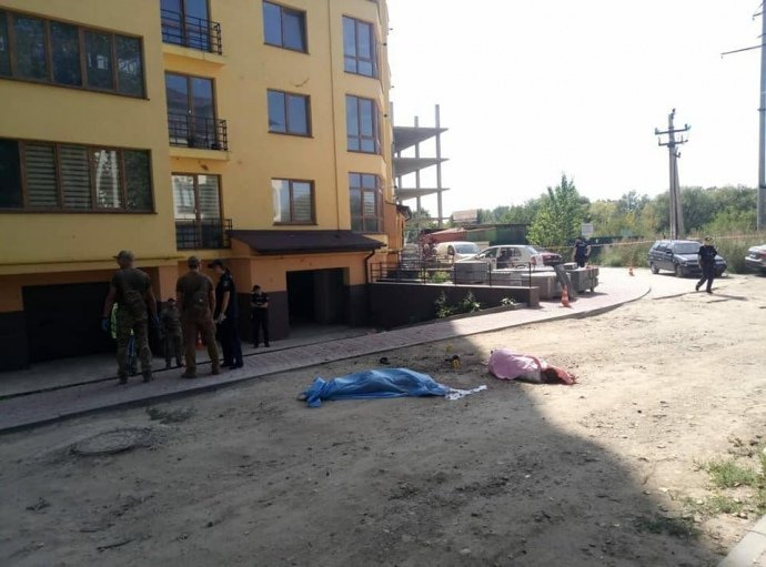 В Івано-Франківську учасник бойових дій підірвав себе і співмешканку