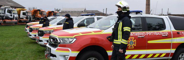 Служби цивільного захисту Рівненщини продемонстрували свою готовність до надзвичайних ситуацій узимку (ФОТО)