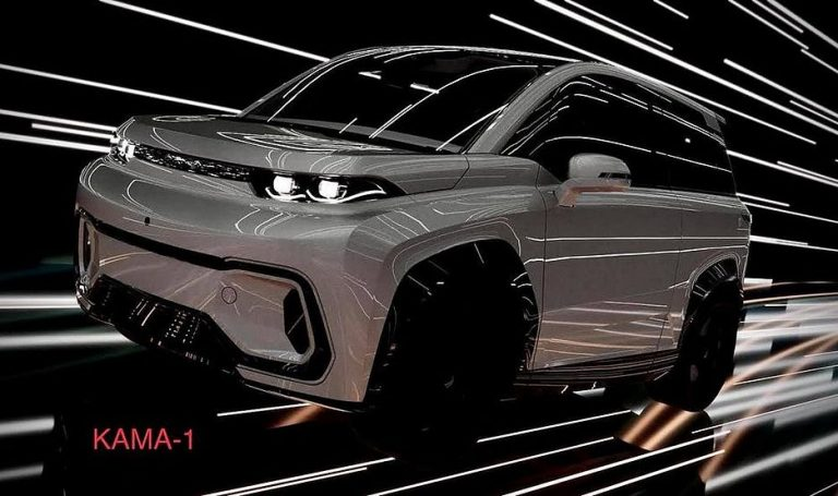 В России разработали первый серийный электромобиль