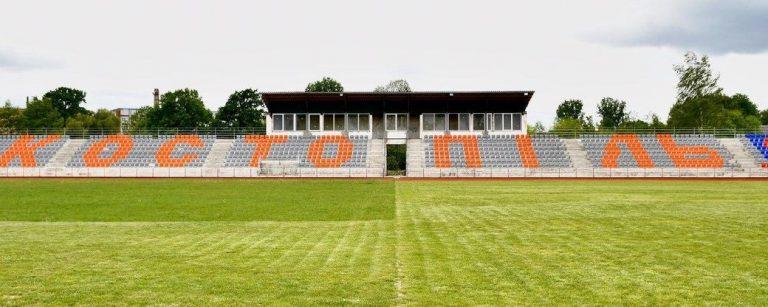 Стадіон, який мали відкрити у Костополі, не відкрили досі