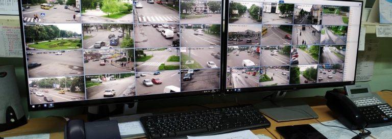 Відеокамер на вулицях Чернігова за 5 років має стати вдвічі більше