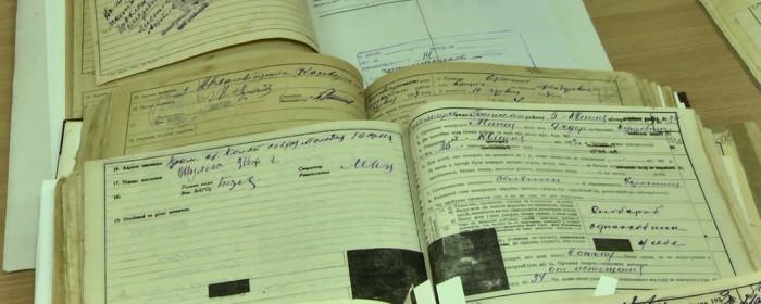 В День памяти жертв Голодомора в Херсонском областном архиве открылась онлайн-выставка