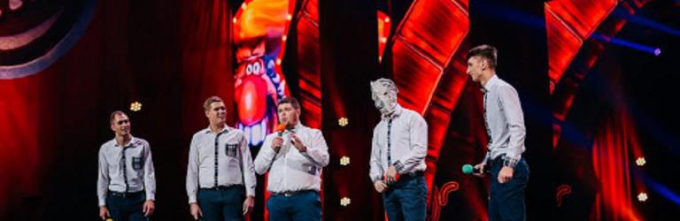 """У """"Лізі сміху"""" перемогла команда з Полтавщини. Відео"""