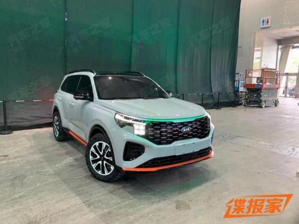 Kia Sportage 2021 впервые показали вживую