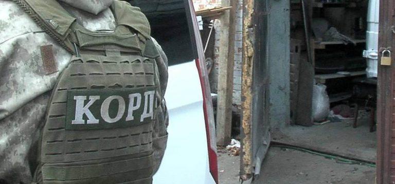 В Виннице полиция задержала организаторов нарколаборатории (фото, видео)