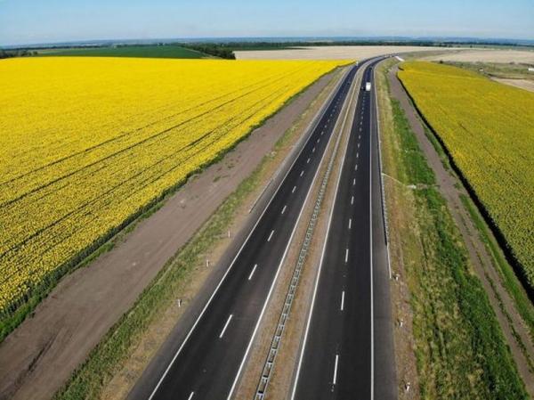 Украина существенно поднялась в мировом рейтинге качества дорог