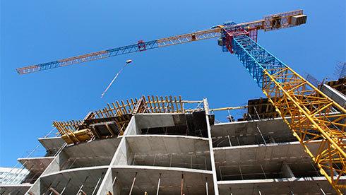 В Запорожской области «просели» темпы строительства