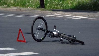 Авто керівника поліції Івано-Франківської області збило на смерть велосипедиста