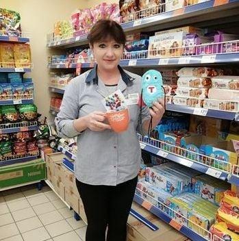 Кассирша из Каховки стала лидером всеукраинской благотворительной акции