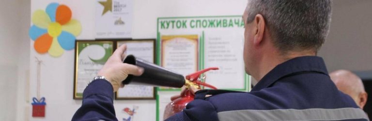 На Полтавщині перевірять пожежну безпеку у закладах, де перебувають літні люди