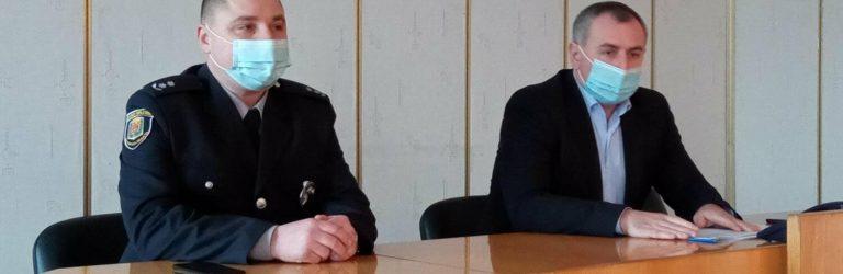 Поліції Новосанжарського району представили нового очільника