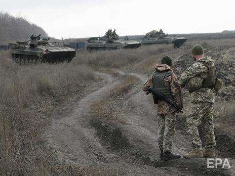 22 января боевики на Донбассе открывали огонь шесть раз – штаб ООС