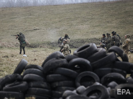 Боевики на Донбассе открывали огонь восемь раз – штаб ООС