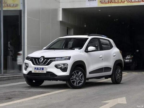 Renault City K-ZE: в Украине провели первый тест-драйв