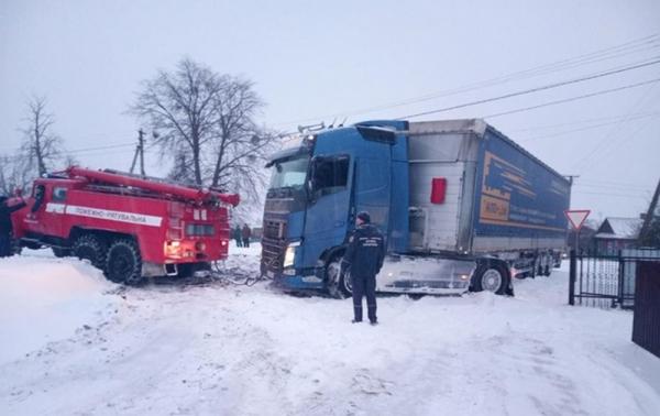 Непогода в Украине: какая ситуация на дорогах