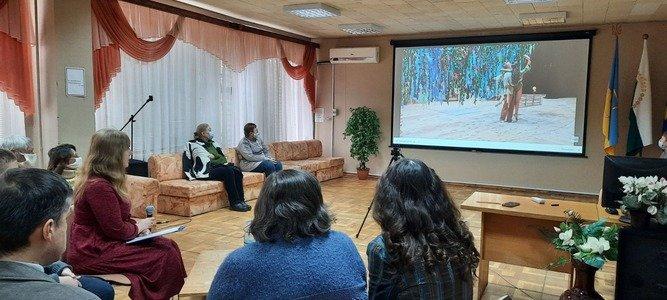 До 150-річчя від дня народження Лесі Українки Полтавська обласна бібліотека презентувала відеопроєкт
