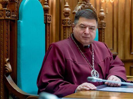 Верховный Суд оставил без движения иск Тупицкого об обжаловании указа Зеленского. Глава КСУ пропустил сроки