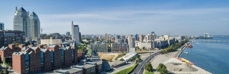 Днепр занял первое место в рейтинге городов по выгодной покупке жилья