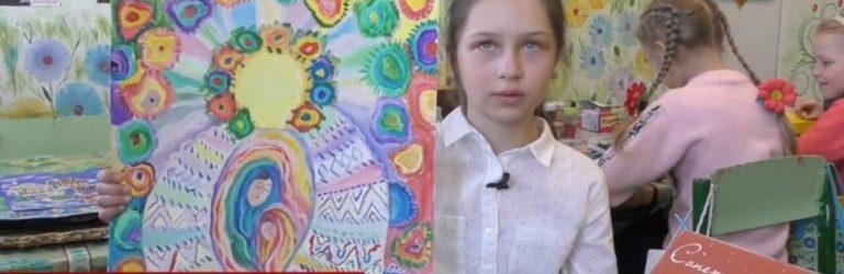 Малюнки учнів із Полтавщини з'явилися у шкільних підручниках