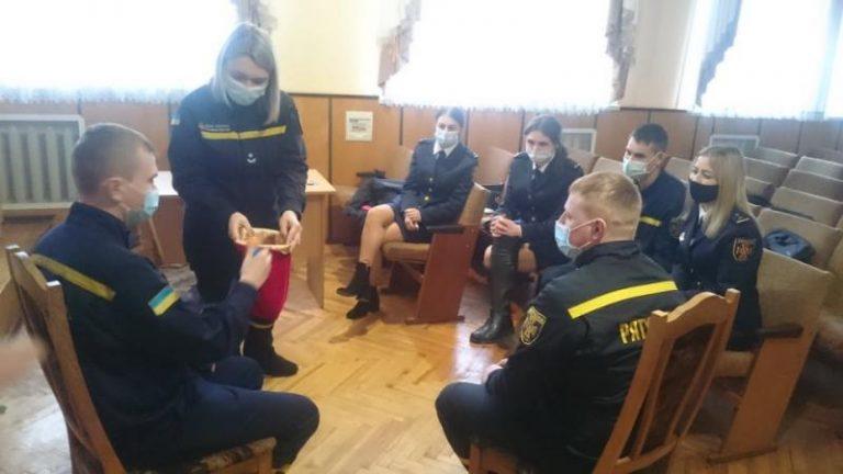 м.Вінниця: психологом ДСНС проведено тренінг  вербальної комунікації для випускників – | Новини Вінниці та області