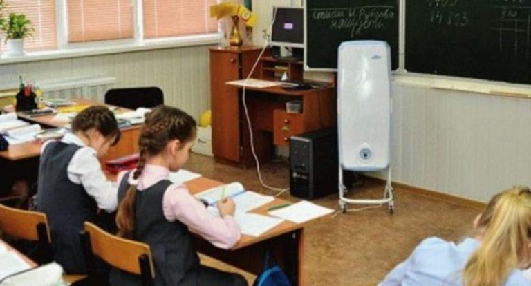 В Виннице школы переведут на дистанционное обучение с 3-го марта
