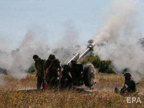 ОБСЕ считает, что на Донбассе количество нарушений режима перемирия уменьшилось в 15 раз