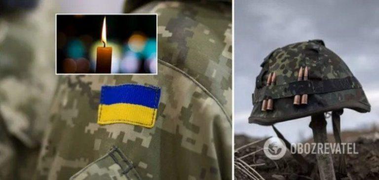 На Винниччине провели в последний путь погибшего на Донбассе воина. Фото