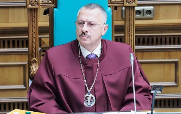 В КСУ произошел скандал из-за кресла Тупицкого