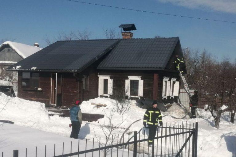 На Чернігівщині за добу надзвичайники врятували людину та ліквідували 7 пожеж – Новини Чернігова та Чернігівщіни