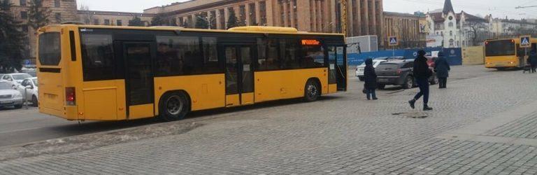 Из-за взрывов перекроют центральный проспект в городе Днепр: отмена маршрутов и изменения в движении