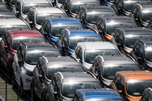 Названы автомобили, которые украинцы покупают активнее всего