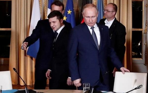 Россия отказывается от саммита нормандской четверки, — Зеленский