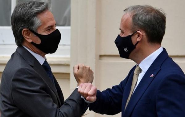 Британия и США заявили о поддержке Украины