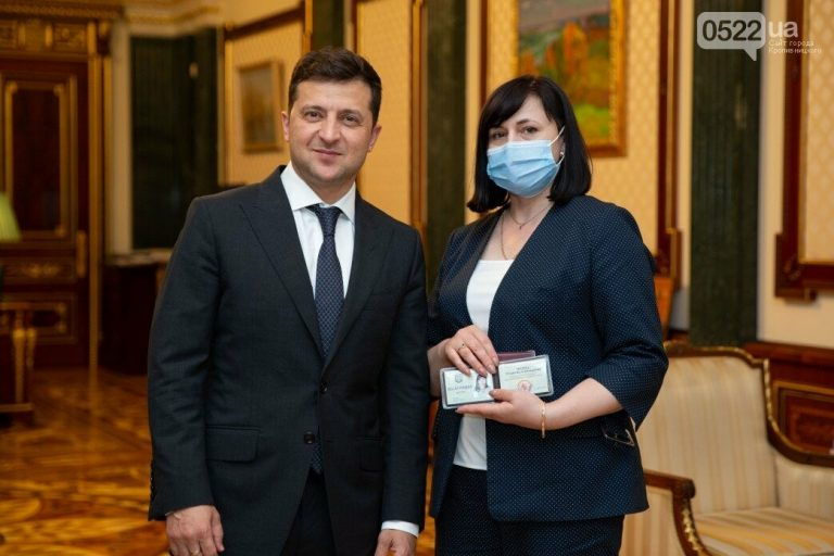 Директор департаменту АПК очолила Кіровоградську ОДА