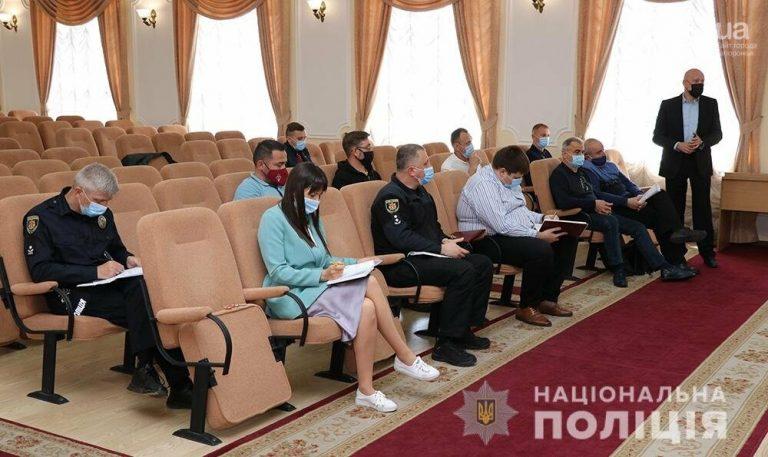 В Запорожской области 8 и 9 мая будут дежурить 1150 правоохранителей, запланировано полсотни мероприятий