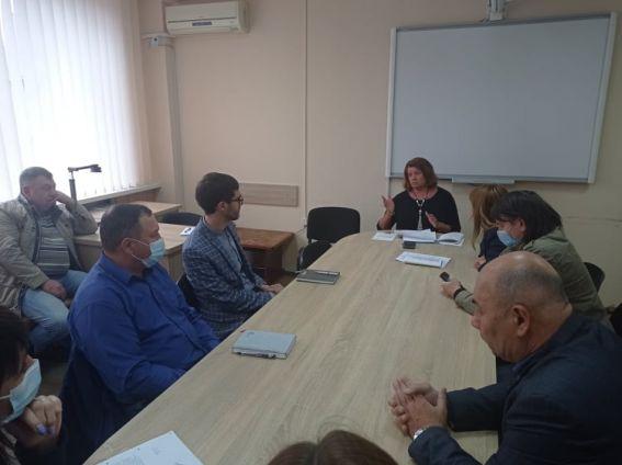 У міській раді обговорили можливість створення зони відпочинку у районі площі 700-річчя на березі Дніпра