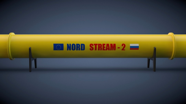 """Немецкие экологи требуют остановить """"Северный поток-2"""""""