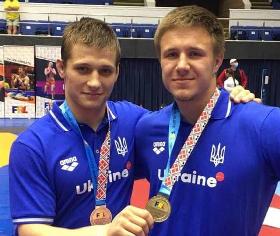 Чемпіон міжнародного турніру – Черкаський борець
