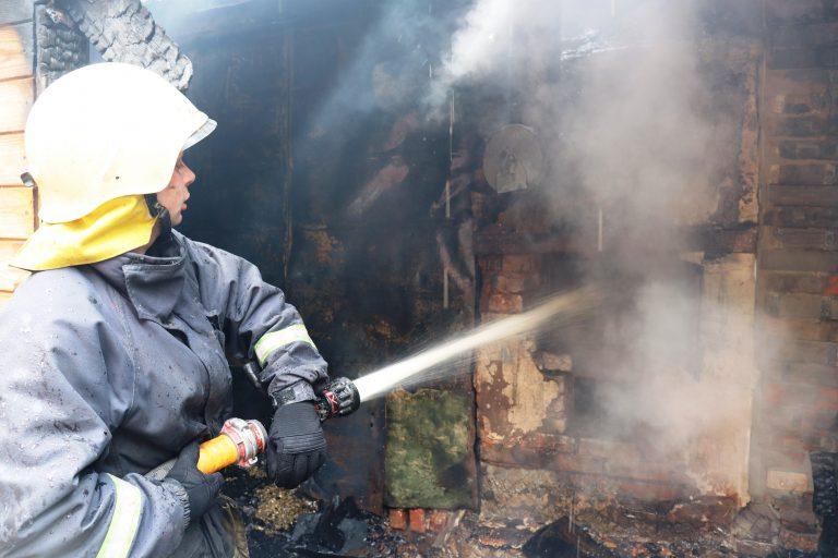 Чернігівські вогнеборці упродовж минулої доби ліквідували 6 пожеж – Новини Чернігова та Чернігівщіни