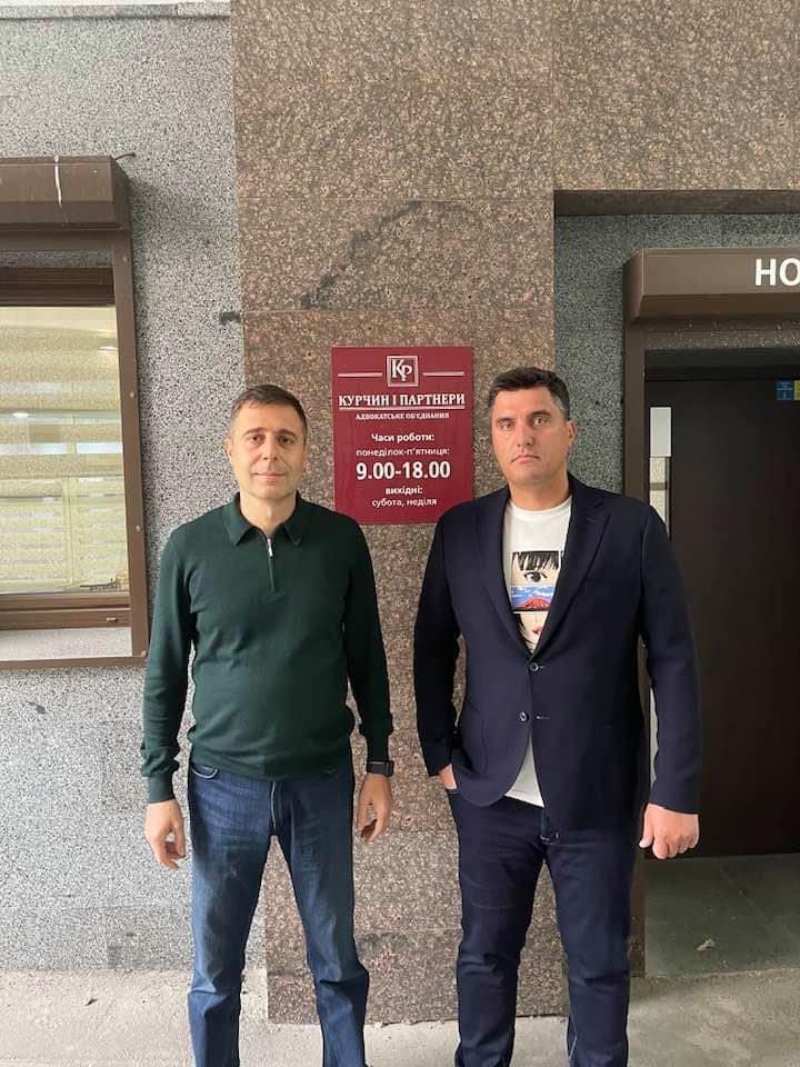 Бывший нардеп и секретарь донецкого горсовета Левченко вернулся в Украину, -ФОТО